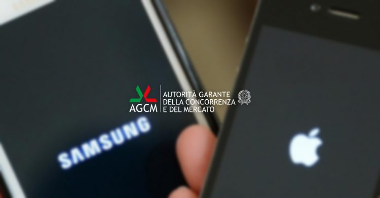 Samsung e Apple, multe dall'antitrust